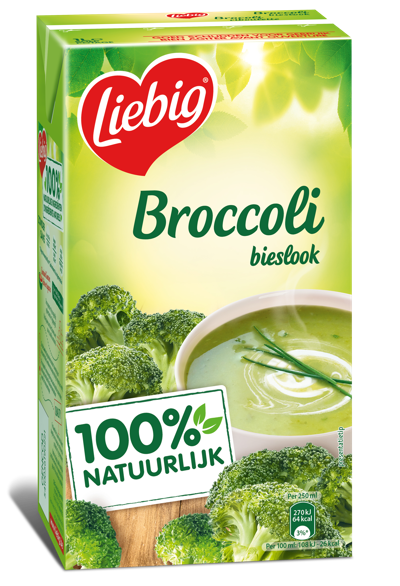 Liebig Broccoli bieslook
